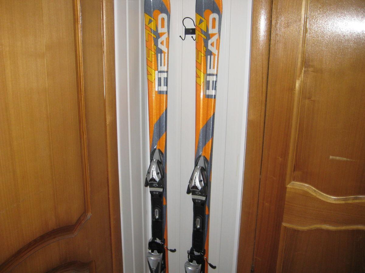 Продам б у лыжи HEAD, сделаны в Австрии. Ростовка 170. Модель на начинающих  и прогоессирующих лыжников. Лыжи мягкие, легки в управлении, прощающие  ошибки на ... 1cc4f974781