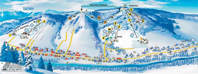 Лыжные авиатуры в Закопане с прямым вылетом из Харькова!