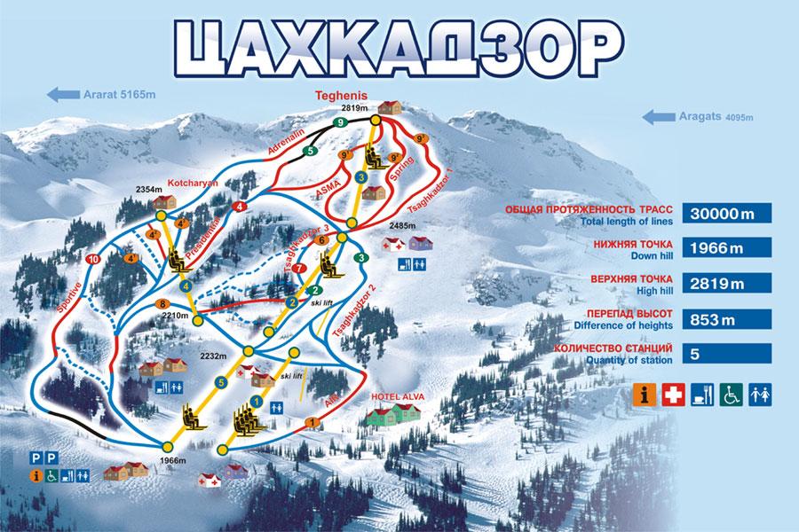 Схема трасс (900х600