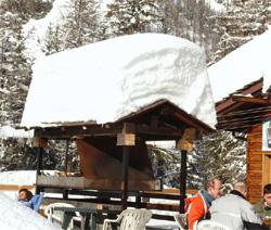 Снег и Погода на горнолыжных курортах.