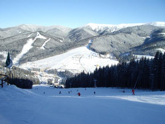 Снегоход на лыжах своими руками