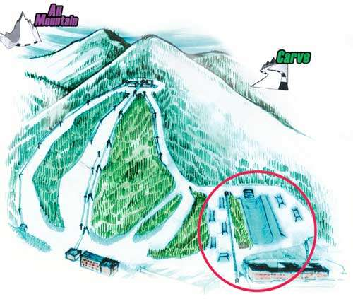 Карта трасс