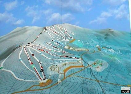 Карта склонов будущего