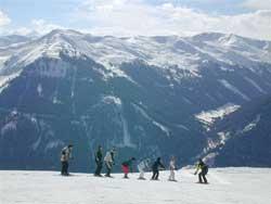 Как не встать на лыжи и что делать, чтобы этого не произошло