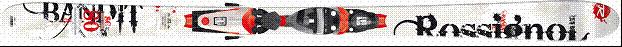 ROSSIGNOL Bandit SC80 Freebeam (увеличить)