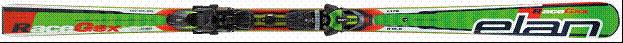 ELAN GSX Waveflex Fusion RS (увеличить)