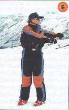Школа горных лыж. Часть 1