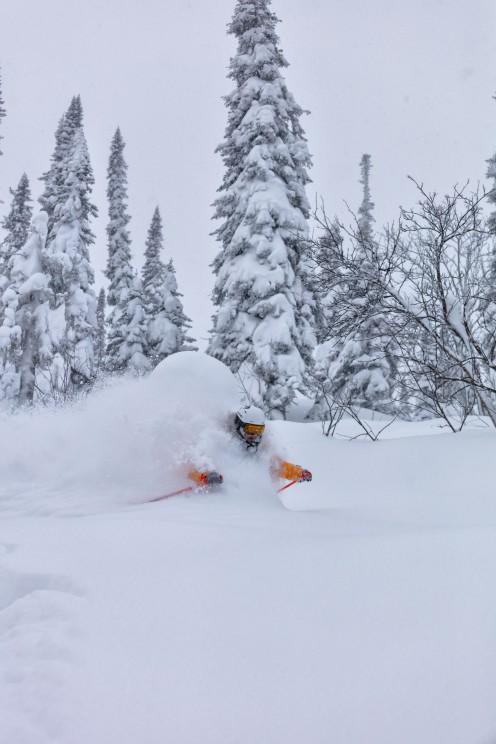 Горные лыжи фрирайд Head Kore Доропей