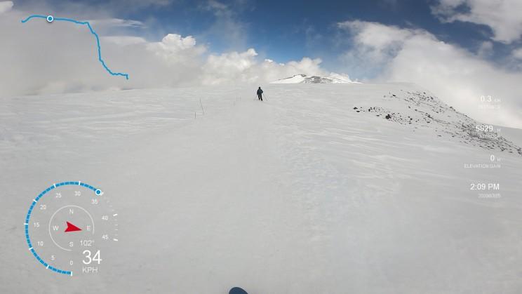 От вершины Эльбруса до перил