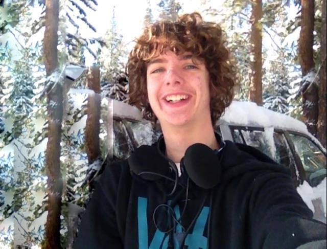 Карсон Мэй (Carson May), 23 лет, горнолыжный инструктор курорта California