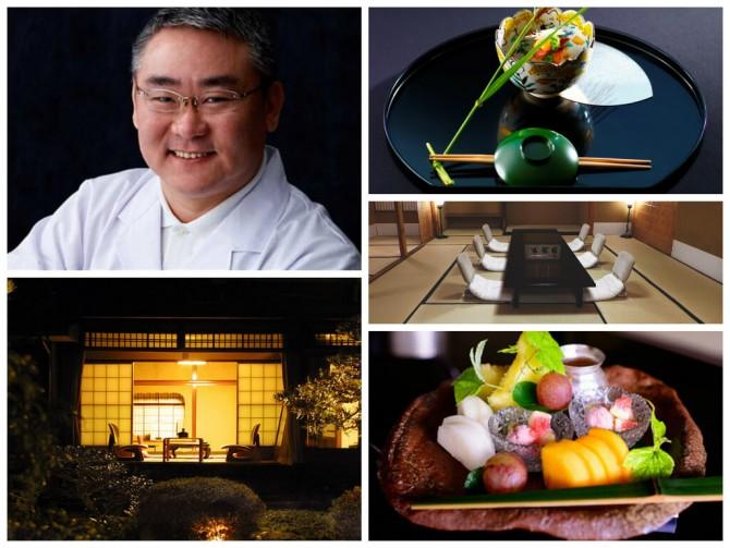 Шеф-повар Кунио Токуока и его кухня
