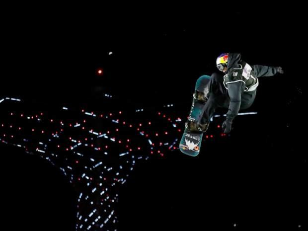 На первом этапе Кубка мира по сноуборду 2016