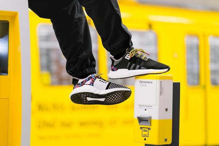 00564da8 В начале апреля 2018 года Nike представил свои первые «умные» кроссовки.  AF1 NikeConnect QS NYC имеют бесконтактный NFC-чип, встроенный в подошву,  ...