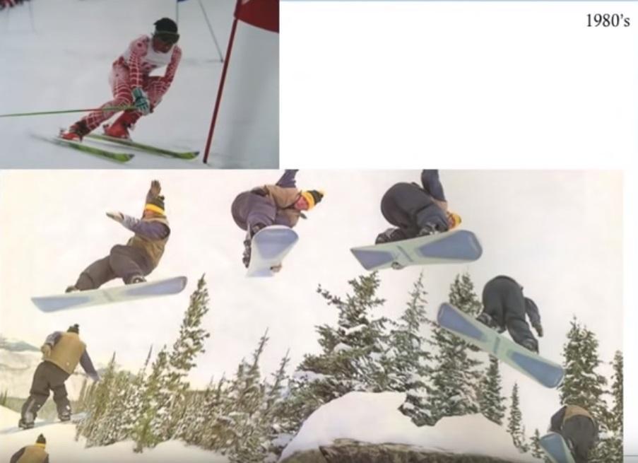 Человек, создавший новые лыжи