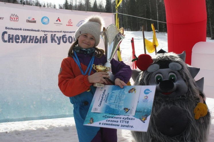 Щитова Аля 8 лет Новосибирск