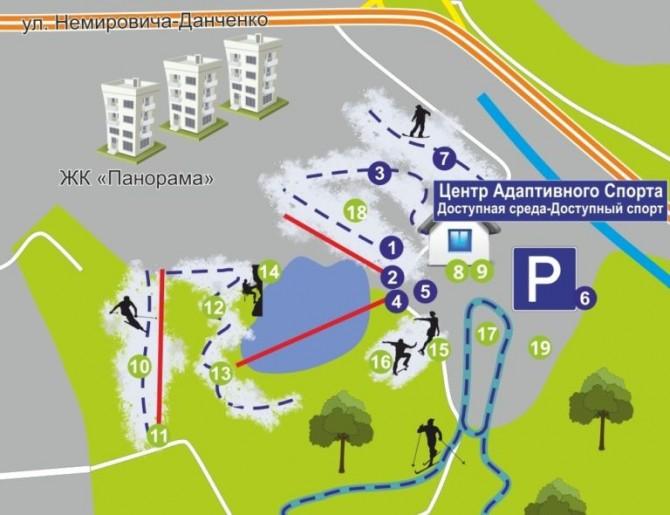 Даешь спорту место в Новосибирске! Создание ЦЕНТРА АДАПТИВНОГО СПОРТА на Горской