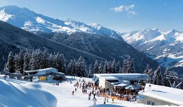 Медведев распорядился решить проблему с оформлением разрешений на работу  лыжных инструкторов fe9cfb2228944