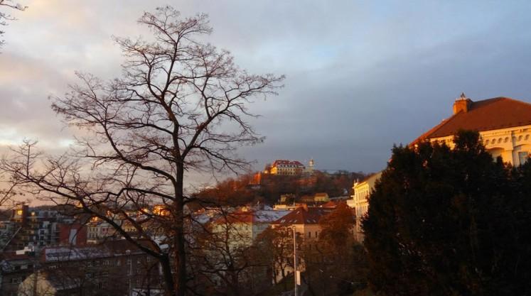 Замок Шпилберк. Брно.
