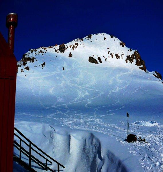 Русский след в снегах Новой Зеландии
