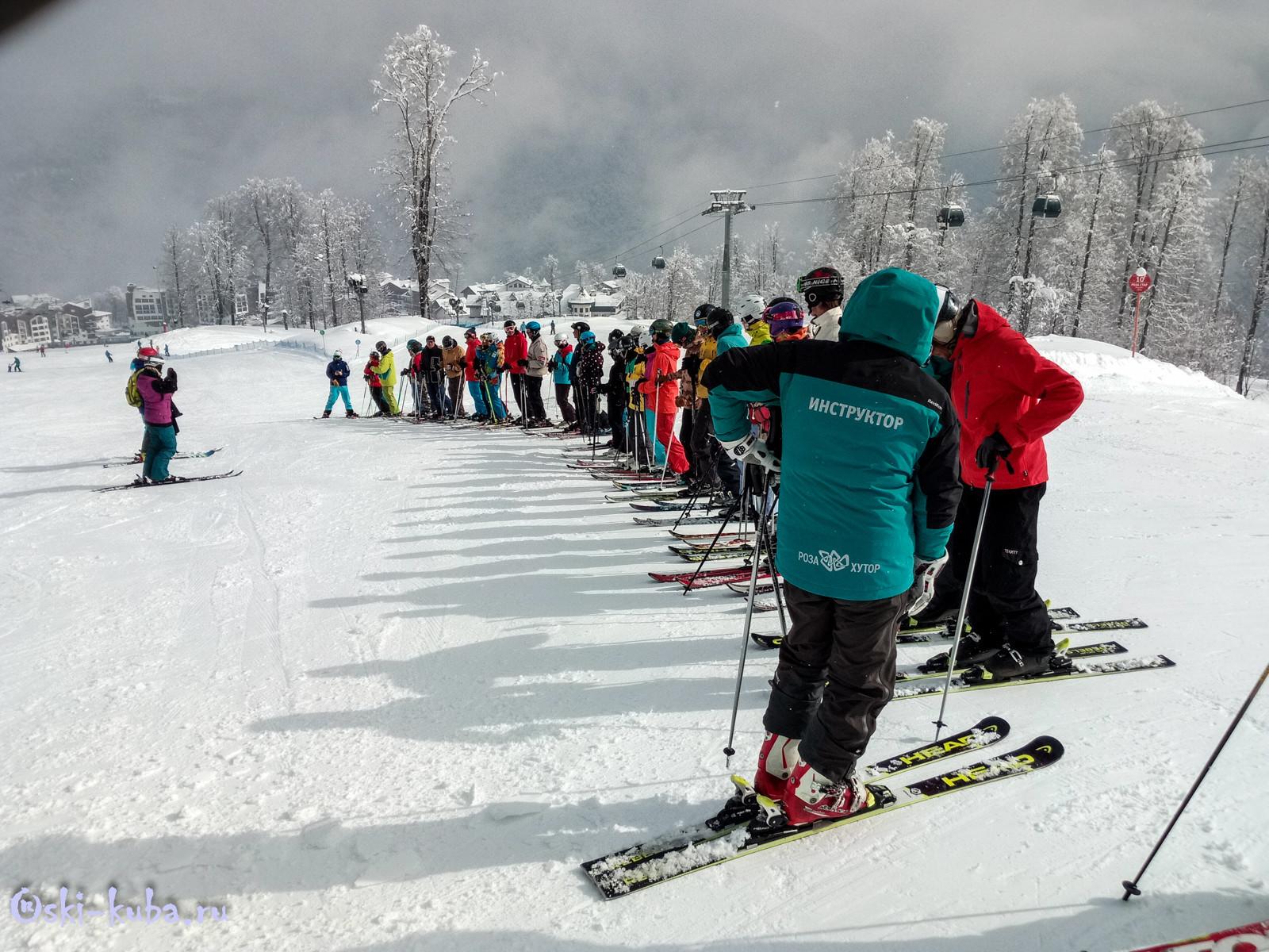 Ученики горнолыжных школ  кто такие и чего они ждут f111449d921