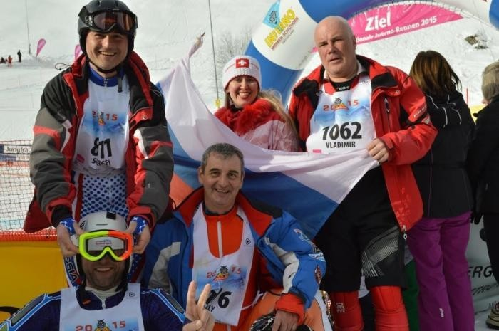 Russian Team - Inferno Race