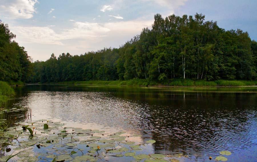 озеро святое московская область рыбалка