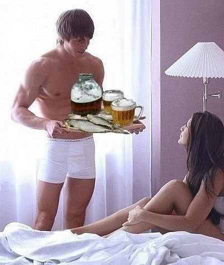 Как приятное сделать мужу в постели