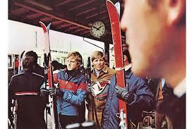 50 лет исполнилось фильму The Downhill Racers