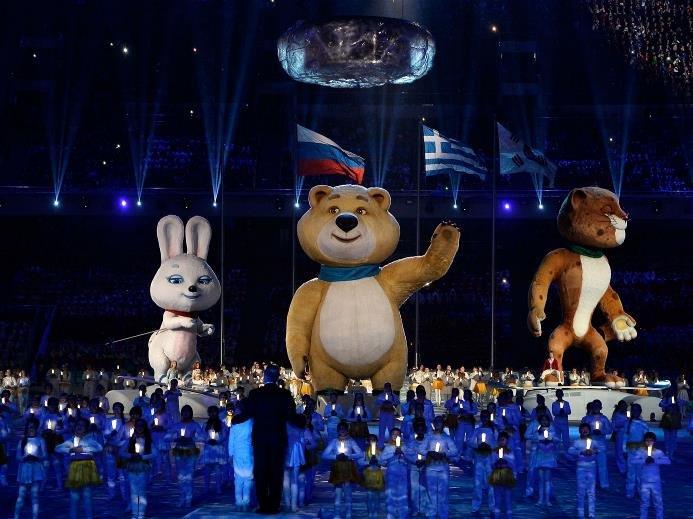 найти видио зимние олимпийские игры в сочи