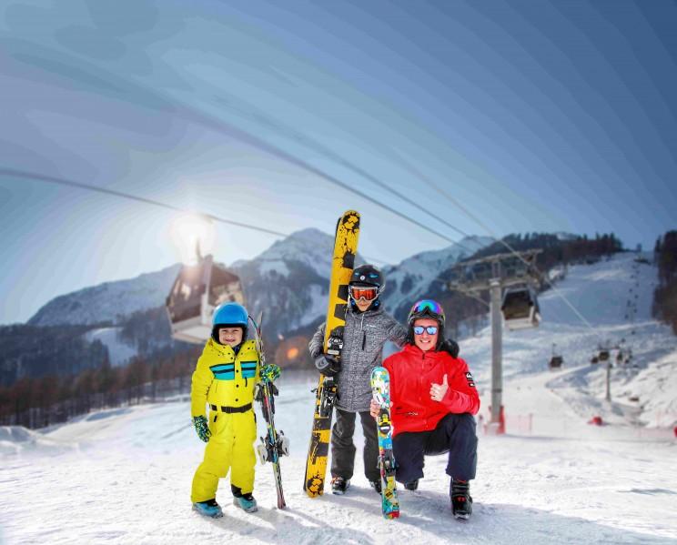 Курорт Горки Город запустил сервис пополнения ски-пасса онлайн