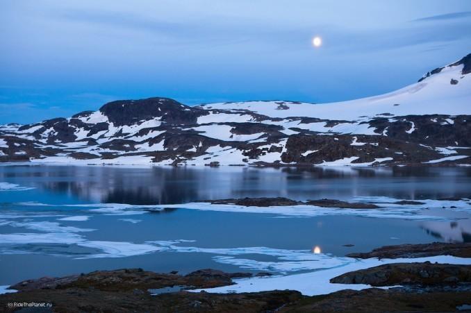 Норвегия. Фото - Константин Галат