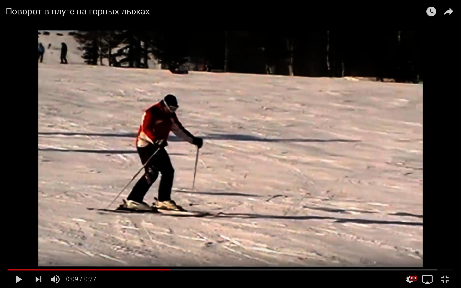 Обои спуск, Лыжи, лыжник. Спорт