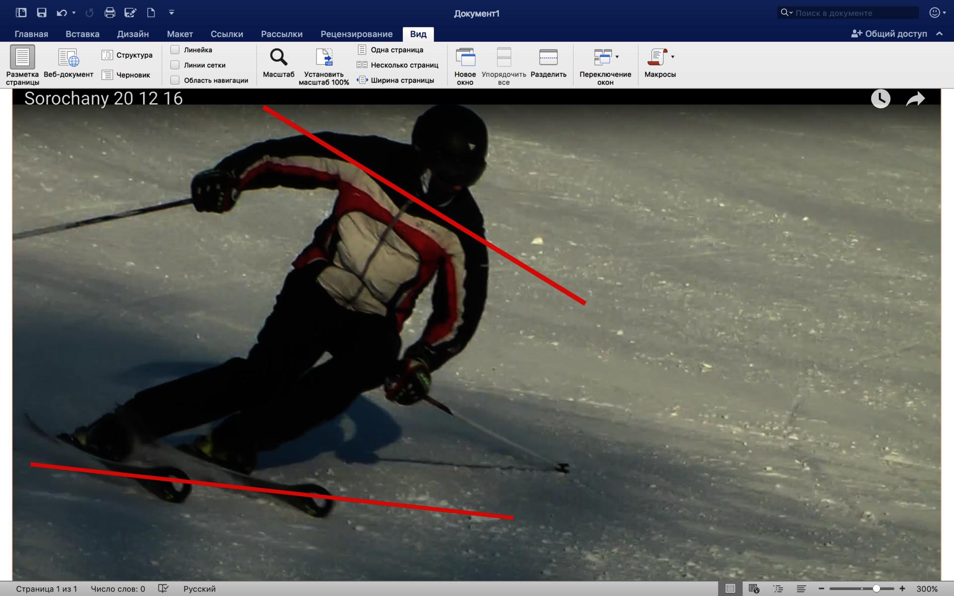 Обои лыжник, спуск, склон. Спорт foto 4