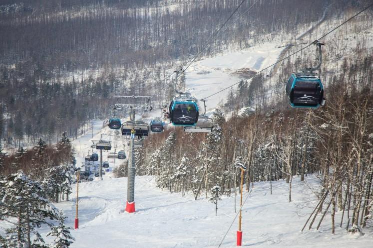 На развитие ГЛК Горный воздух планируют потратить полмиллиарда рублей