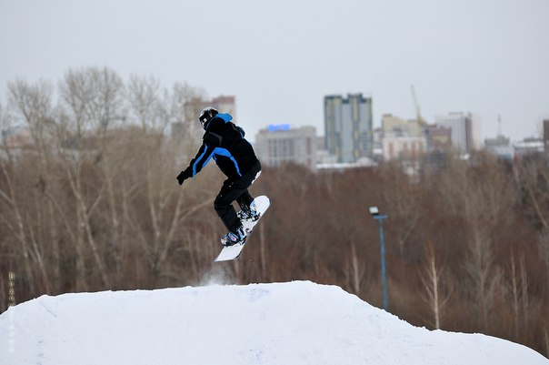 b805752272c5 В Новосибирске появится школа олимпийского резерва по сноуборду