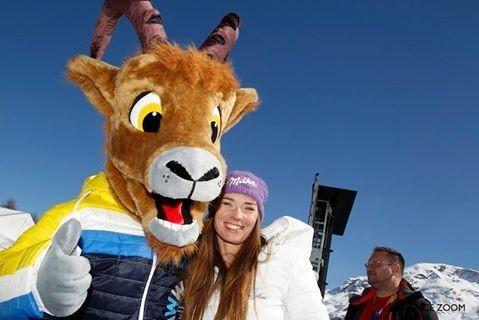 Двукратная олимпийская чемпионка Тина Мазе завершила карьеру