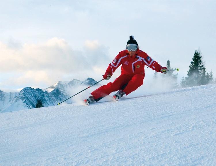 Фото секс молодых горнолыжников #3