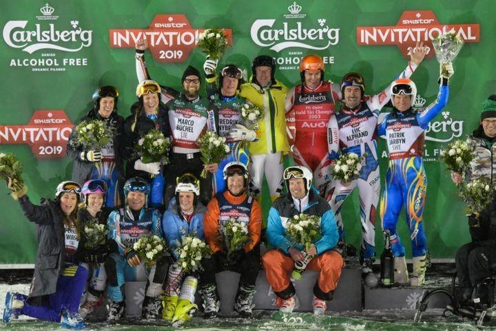 SkiStar Invitational 2019: легенды горнолыжного спорта на чемпионате мира в Оре