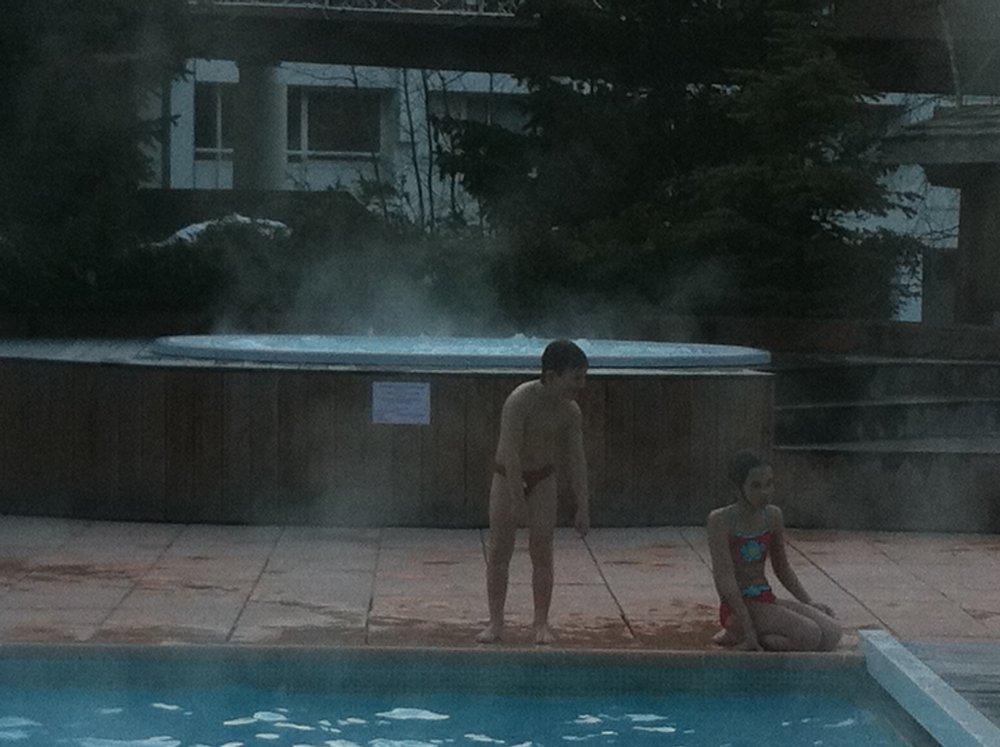 Женская баня с мальчиками фото 783-135