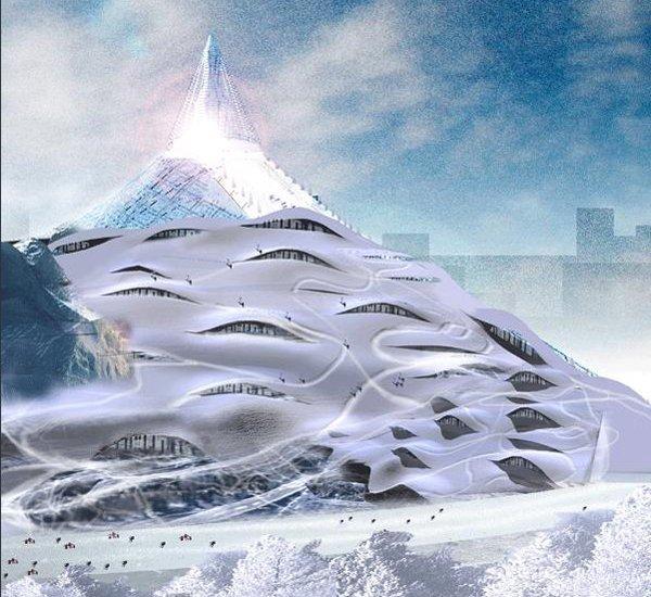 Мечта о Московских Альпах