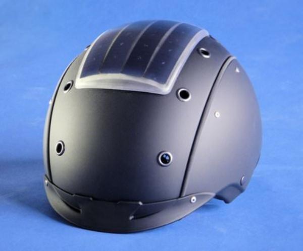 0d2826d9b858 горные лыжи сноуборд снаряжение гаджеты горнолыжный шлем солнечные панели  новость