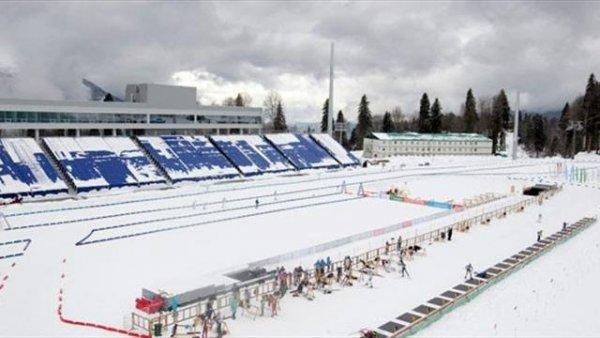 Олимпийский лыжно-биатлонный
