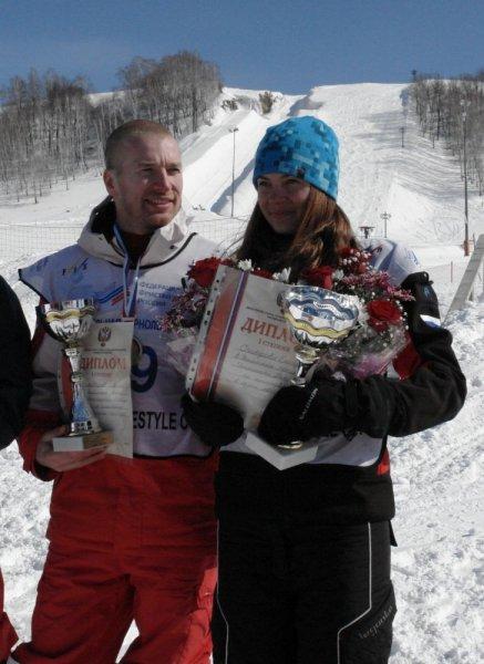 Денис Долгодворов и Екатерина Столярова