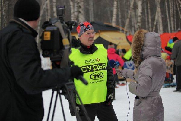 Директор фестиваля Аркадий Клепинин - интервью для телеканала