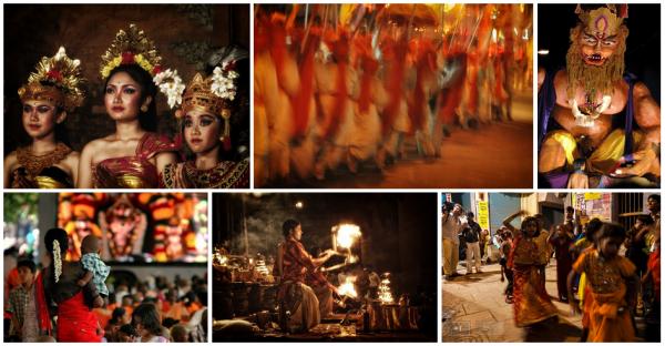 События: фестивали, праздники, состязания, обряды и ритуалы