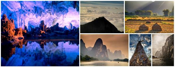 Природа: все земное - пейзажи, явления, стихии (земля, огонь, вода, воздух)